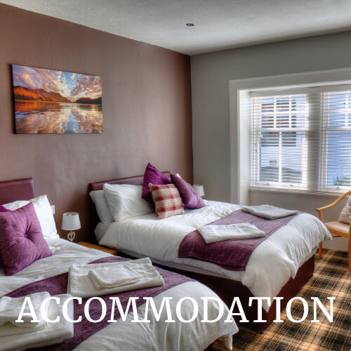 Find out more about our accommodation