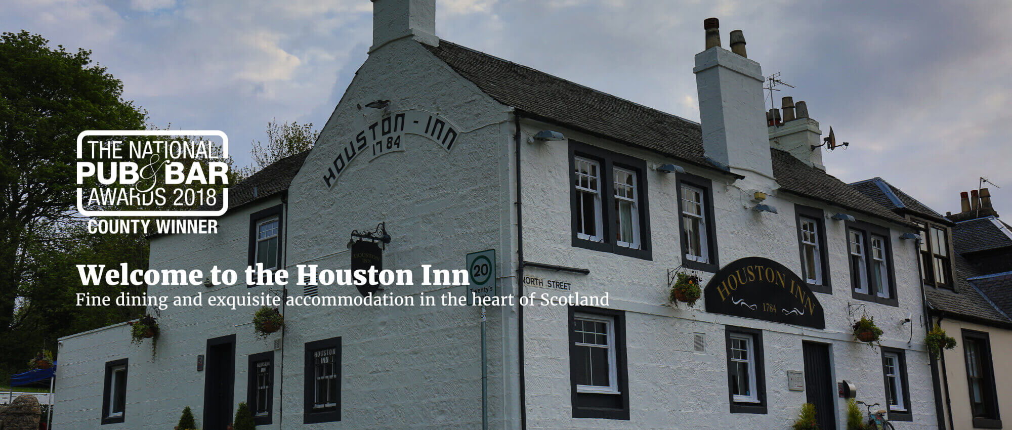 Welcome to the Houston Inn
